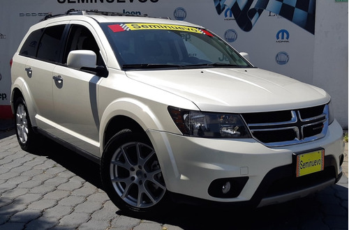 dodge journey 3.7 gt 3.6 at blanco 2017
