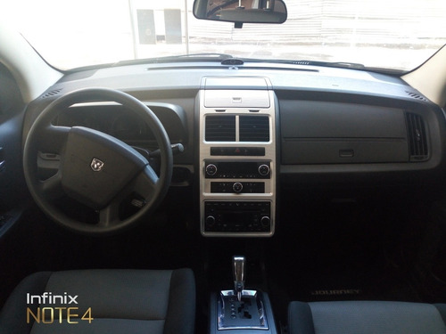 dodge journey 7 ptos automatica