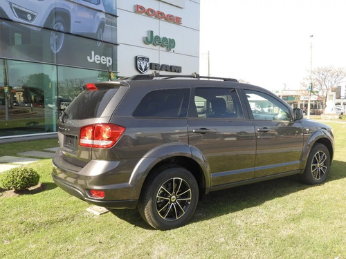 dodge journey blacktop 2.4 aut. 5 plazas 0km