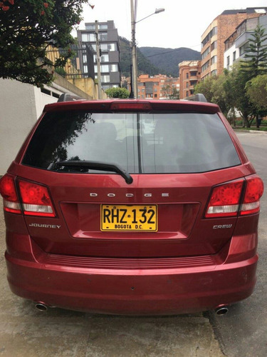 dodge journey gasolina 2011 blindada