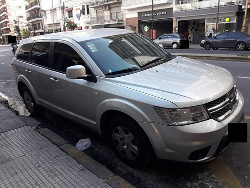 dodge journey motor 2.4 se 170cv atx 5 puertas gris 2012