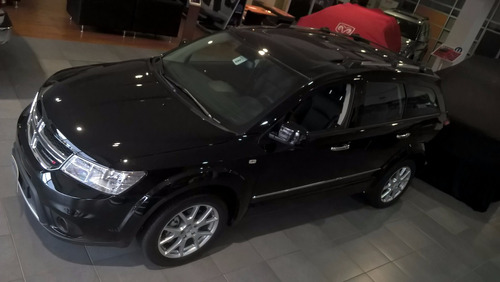 dodge journey rt 0km 4wd motor v6 3.6 286cv 3 filas dvd bc