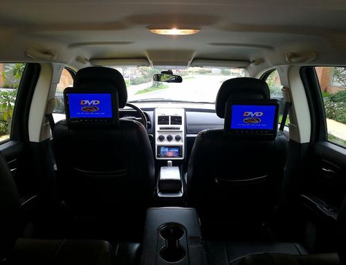 dodge journey se 2010 autom.  2.400 cc  5 pasajeros + extras