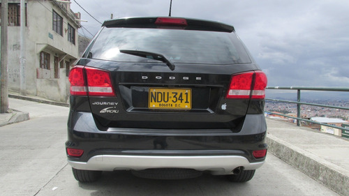 dodge journey se 2012   5 puertas gas-gasolina