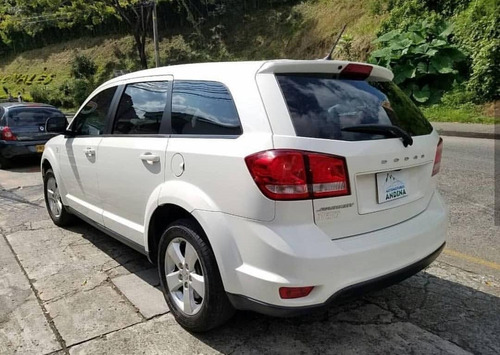 dodge journey se 2.4 aut. modelo 2014 (869)