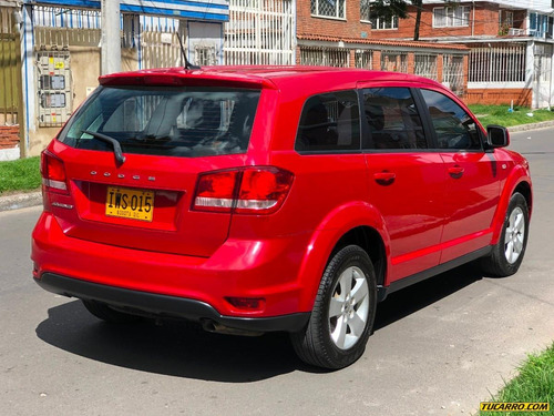 dodge journey se 2400cc at aa ab abs dh fe