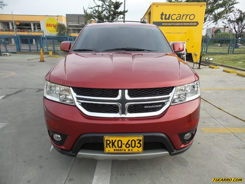dodge journey se at 2400cc 5pjs
