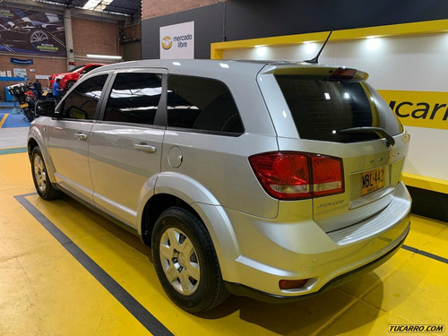 dodge journey se at