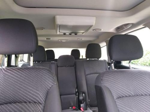 dodge journey sxt 2015 motor 2.4 litros 7 puertas