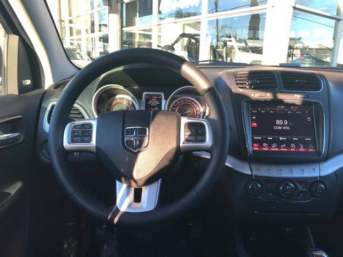 dodge journey sxt 2.4 7 asientos 2018 0km azul 5 puertas