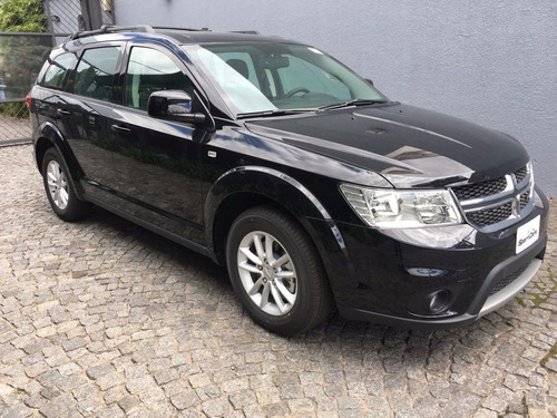 dodge journey sxt 2.4 at6 en 3 filas dvd gps 0km. sport cars