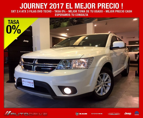 dodge journey sxt 2.4 at6 solo contado