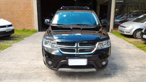 dodge journey sxt 3.6 aut 2015 preta gasolina