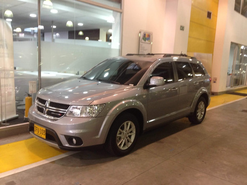 dodge journey sxt 7 plazas 2015 gris como nuevo