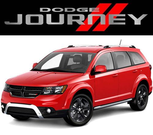 dodge journey sxt sport 7p 4cil 173hp piel dvd pantalla rhc