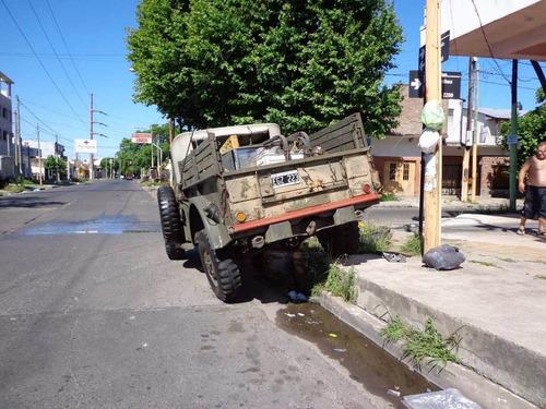 dodge m37 b1 4x4 (willys mb gpw guerrero jeep militar v8)