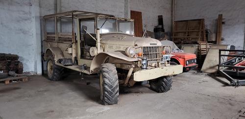 dodge m601 4x4 militar