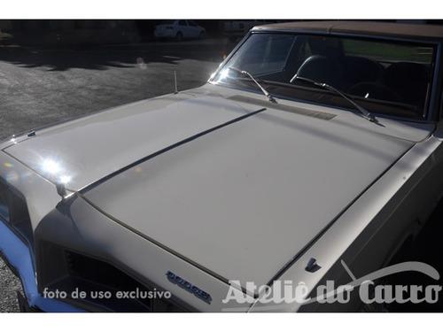 dodge magnum 1979 v8 vendido - ateliê do carro