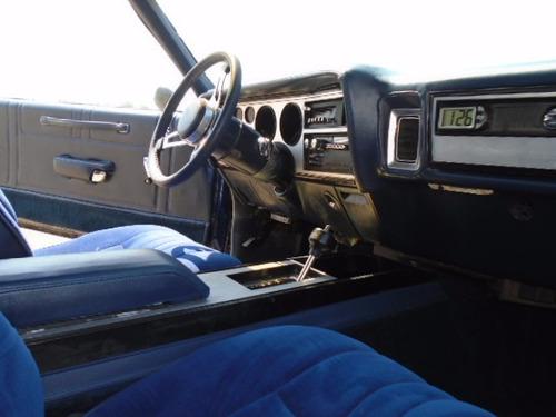 dodge magnum 1981 automàtico v8 restaurado
