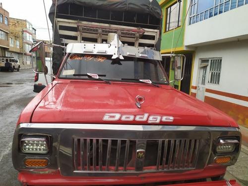 dodge modelo 80