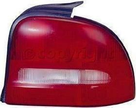 dodge neon 1995 - 1999 calavera derecha trasera nueva!!!