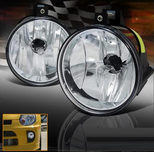 dodge neon 2003 - 2005 par de faros antiniebla lente claro