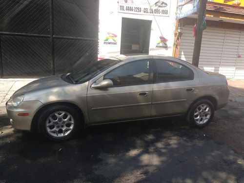 dodge neon le sedan aa at