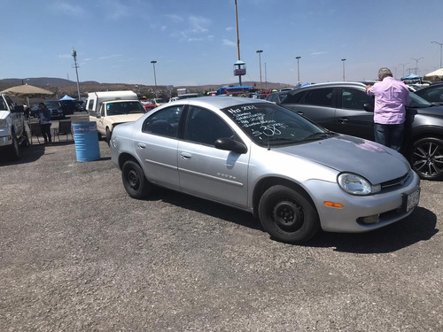 dodge neon se sedan 5vel mt 2001
