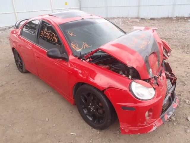 Dodge neon srt 4 2004 chocado se vende completo o en for Se vende parking completo