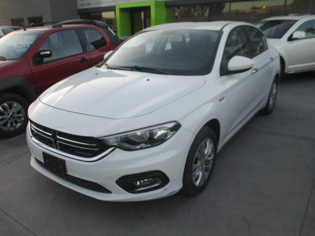 Dodge Neon Sxt Aut 4 Cil A C Color Blanco Modelo 2017