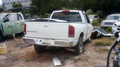 dodge pickup 2002 pickup