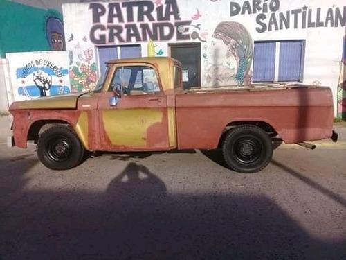 dodge pihap camionta
