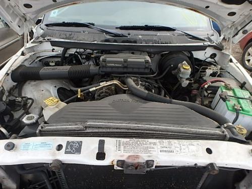 dodge ram 01 motor 5.2 desarmo autopartes transmision