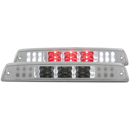 dodge ram 1500 94-01 led 3rd b/light g2 chrome