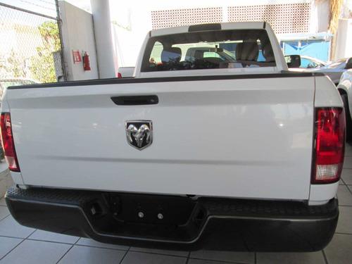 dodge ram 1500 automática, 2014 blanca
