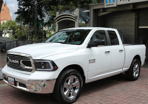 dodge ram 1500 big horn v6 3.6l 2018