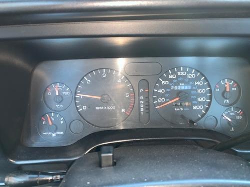 dodge ram 1500, modelo 1996, v8, 5.2 lts. 4x2 automática