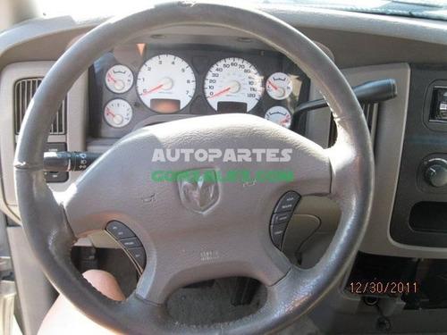 dodge ram 1500 pickup 02-06 4.7 autopartes refacciones