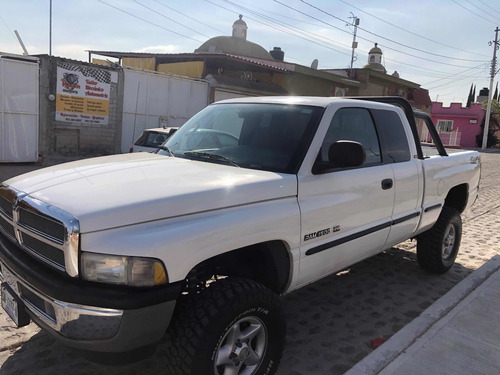 dodge ram 1500 pickup quad cab slt laramie 4x4 mt 1999