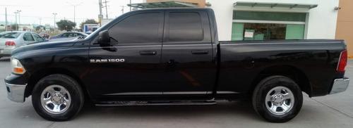 dodge ram 1500 slt 6cil. 3.7lts quad cab mod.2011