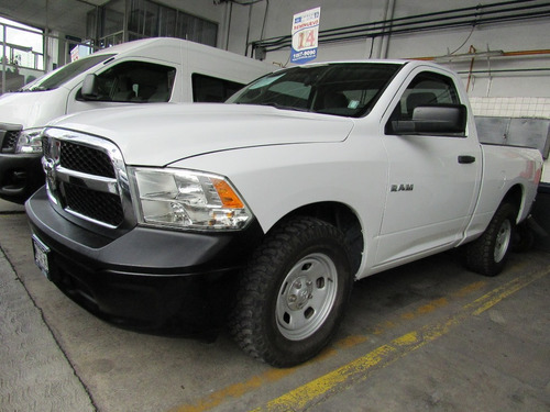 dodge ram 1500 st aut blanco 2014