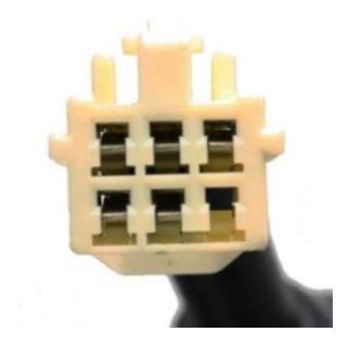 dodge ram  1998 - 2002 espejo derecho electrico