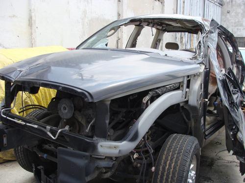 dodge ram 2008 deshueso venta de piezas desarmo transmision