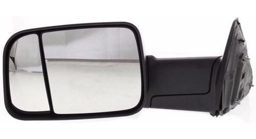 dodge ram 2010 - 2012 espejo izquierdo manual nuevo!!!