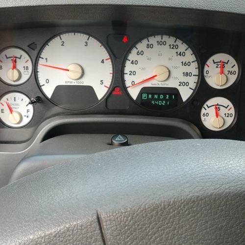 dodge ram 2500 2009 5.9 cab. dupla 4x4 4p