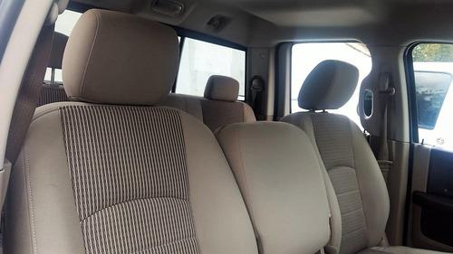 dodge ram 2500 2010 crew cab 4x4, automatica,electrica a/cc