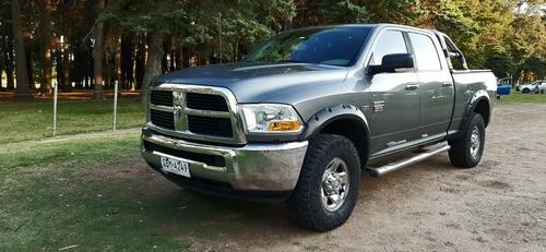 dodge ram 2500 2012 5.7 pickup crew cab slt 4x4 mt