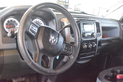 dodge ram 2500 2014 cab st 4x4 5.7 lts