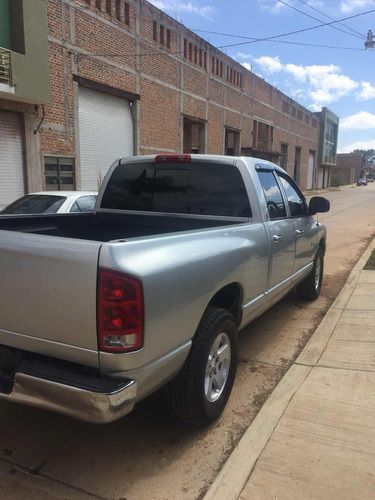 dodge ram 2500 4.7 pickup quad cab slt aa 4x2 at 2006