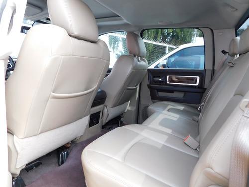 dodge ram 2500 5.7 pickup crew cab laramie 4x4 mt